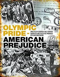 Olympic Pride American Prejudice poster