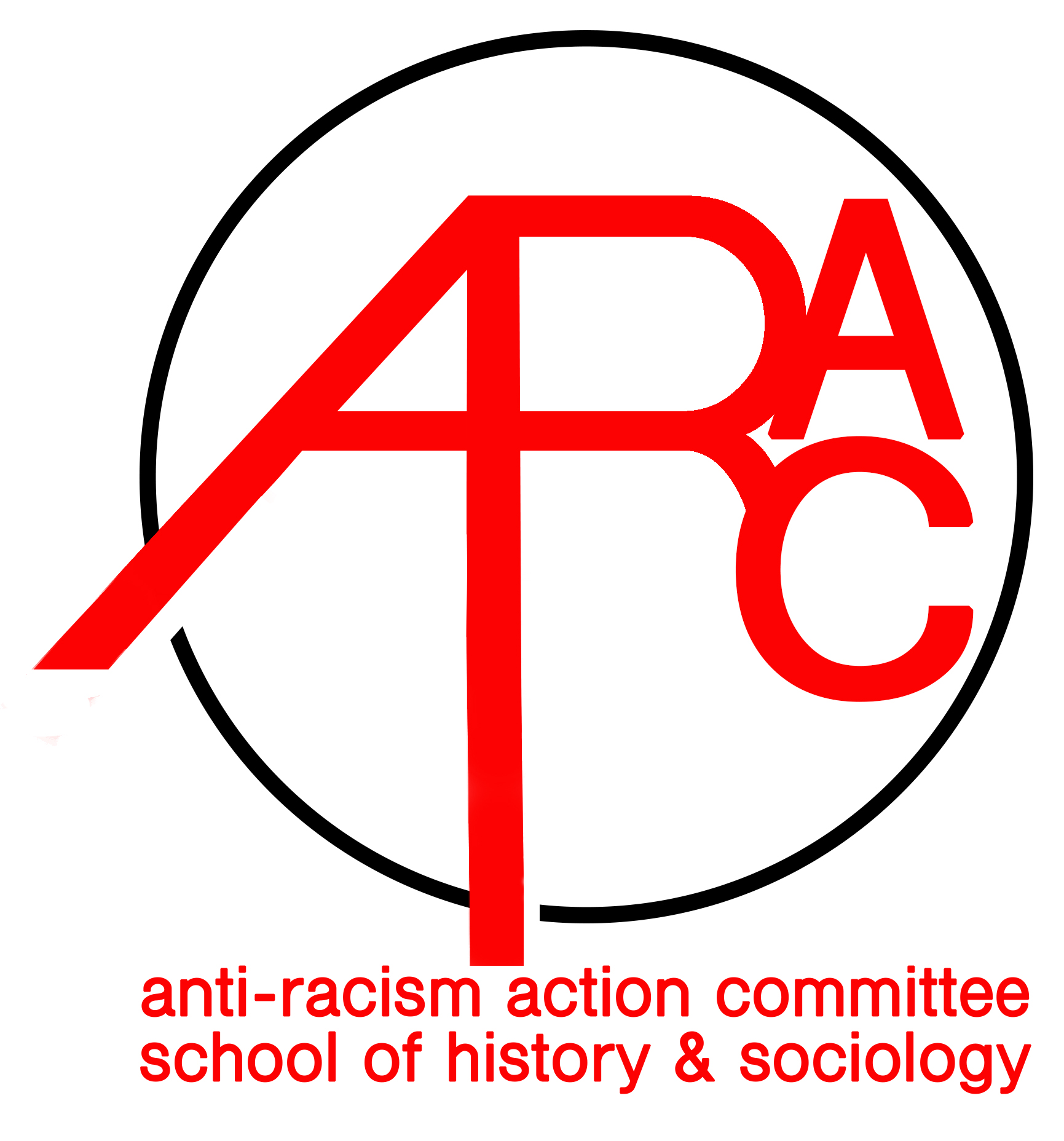 Logo for the HSOC Anti-Racism Action Committee